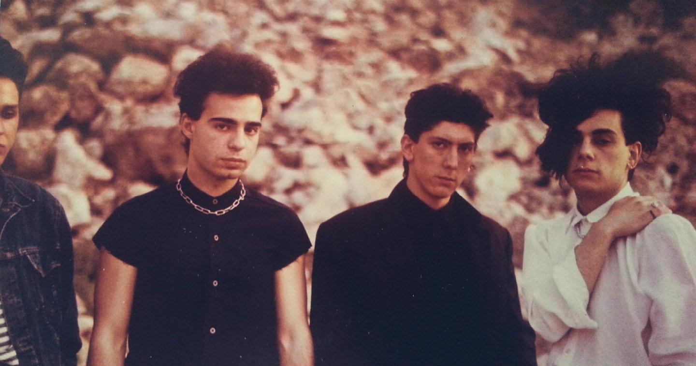 Από φωτογράφιση των S.O.N.N., 1985.