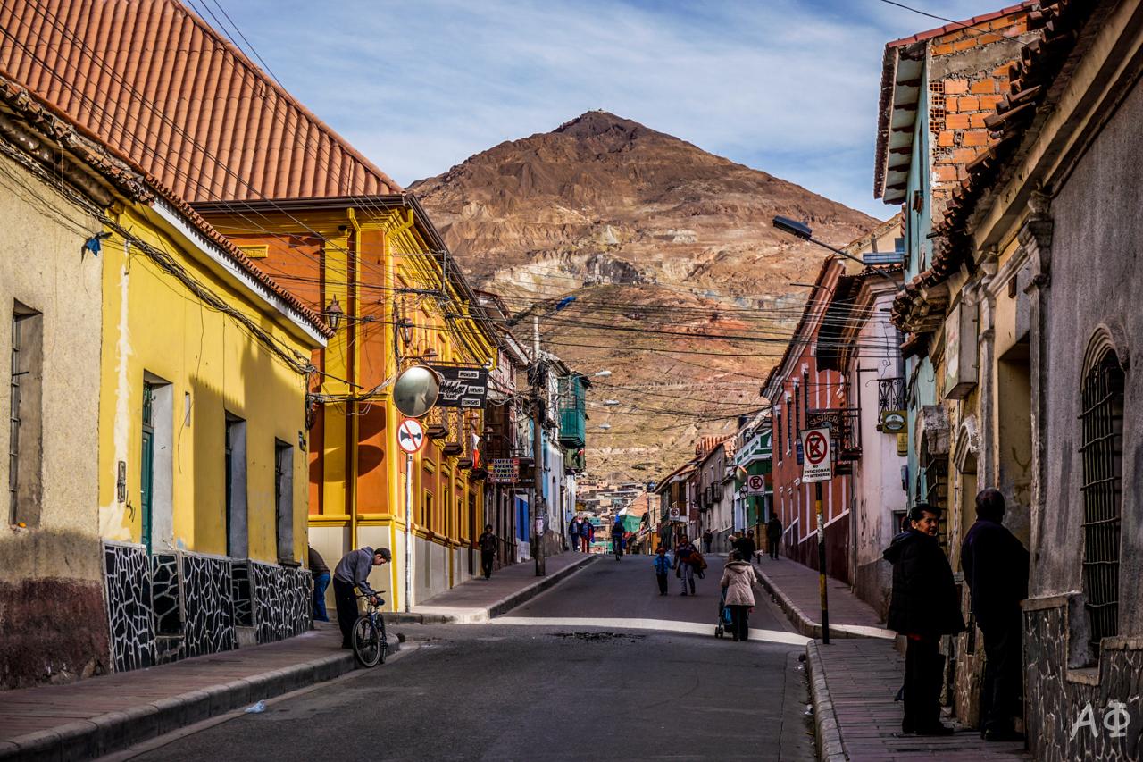 9) Ποτοσί, Βολιβία (περηφάνια)