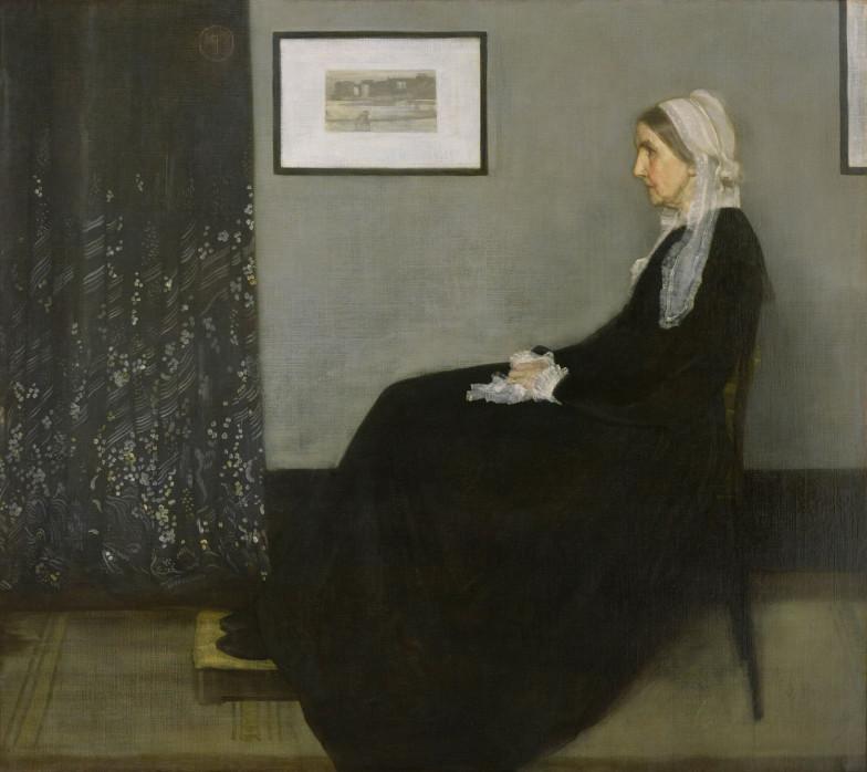 Mother Whistler