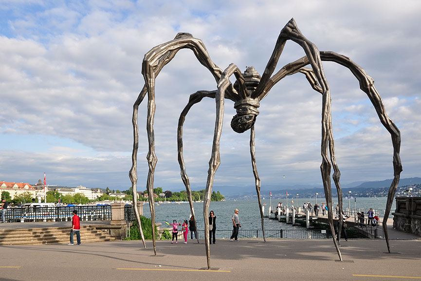 mother Louise-Bourgeois-Maman