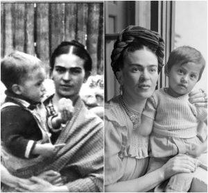 la-vida-de-frida-en-100-fotografias-maternidad2