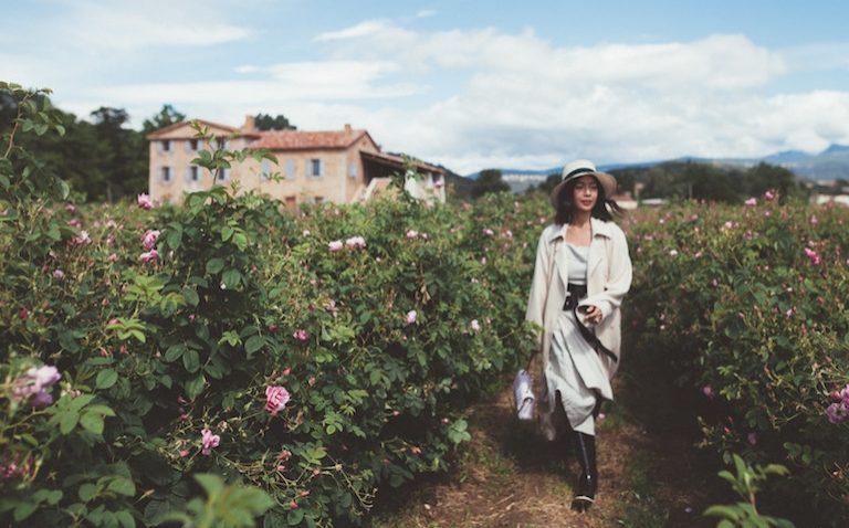"""Ένα Eau de Parfum ταξίδι. Γαλλία. Γκρας. Το """"γκέτο"""" των αρωμάτων"""