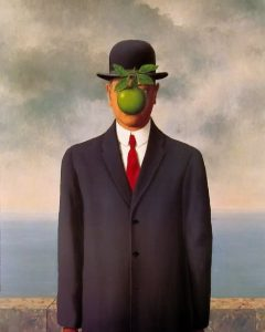 Ρενέ Μαγκρίτ - Ο Γιός του Ανθρώπου (1946)